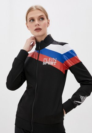 Олимпийка Plein Sport. Цвет: черный