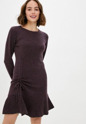 Платье Rodier. Цвет: фиолетовый