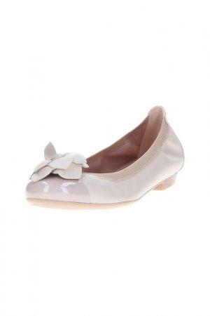 Балетки Pretty Ballerinas. Цвет: бежевый