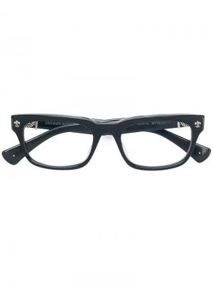 Gittin Any glasses Chrome Hearts. Цвет: черный