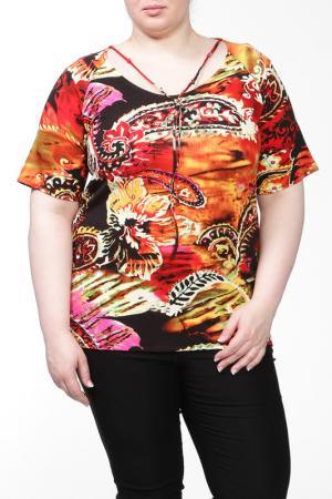 Блуза Alain Weiz. Цвет: цветной