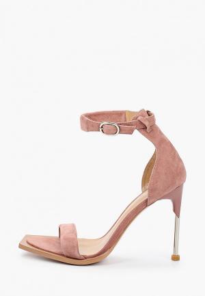 Босоножки Corso Como. Цвет: розовый