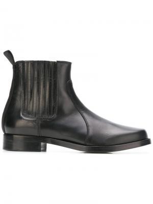 Ботинки-челси Cobain Joseph. Цвет: черный