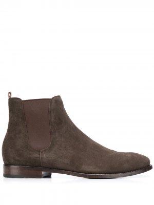 Ботинки челси Buttero. Цвет: коричневый