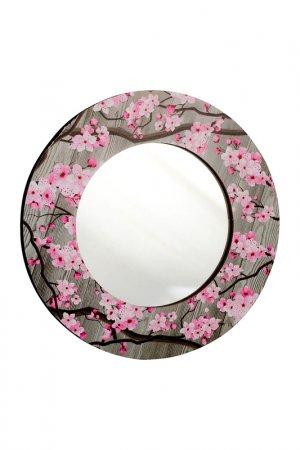 Зеркало настенное GIFTNHOME GIFT'N'HOME. Цвет: розовый
