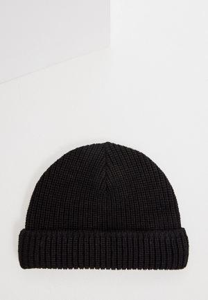 Шапка Woolrich. Цвет: черный