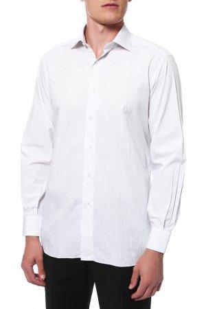 Рубашка Brioni. Цвет: 843