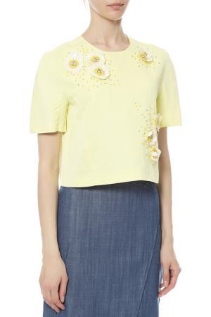 Блуза Tara Jarmon. Цвет: 400