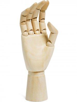 Декоративная фигурка в виде руки Hay. Цвет: нейтральные цвета