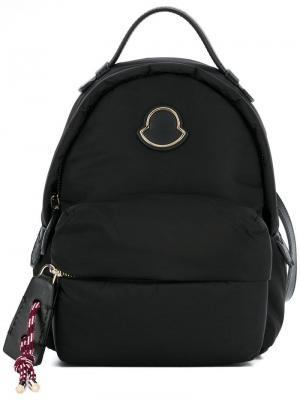 Logo patch backpack Moncler. Цвет: черный