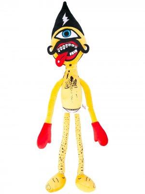 Игрушка NYC Drama Haculla. Цвет: желтый