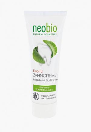 Зубная паста Neobio. Цвет: прозрачный