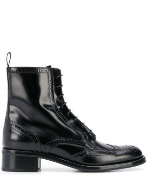 Churchs ботинки Sylvie с брогированием Church's. Цвет: черный