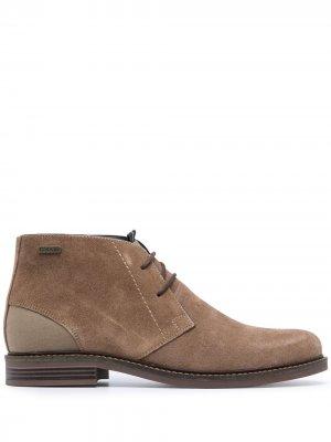 Ботинки дезерты Barbour. Цвет: коричневый