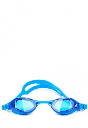 Очки для плавания adidas. Цвет: синий