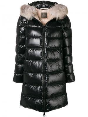 Пальто Isabel Hetregò. Цвет: черный