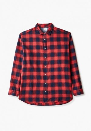 Рубашка Jack & Jones. Цвет: разноцветный