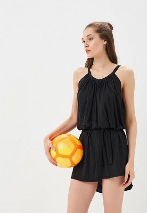 Платье Femi Stories. Цвет: черный