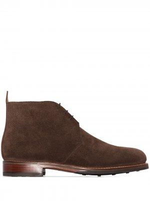 Ботинки Wendell Grenson. Цвет: коричневый