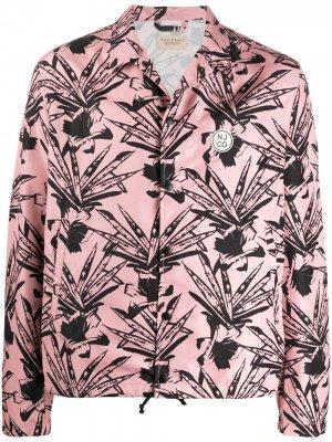 Куртка Josef Nudie Jeans. Цвет: розовый