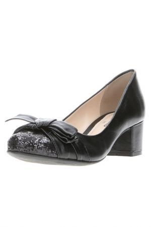 Туфли Bottero. Цвет: черный