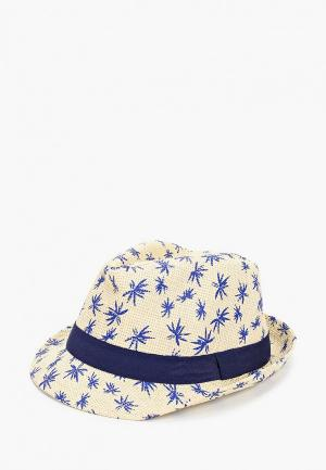 Шляпа Koton. Цвет: бежевый