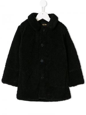 Teddy jacket Mini Rodini. Цвет: черный