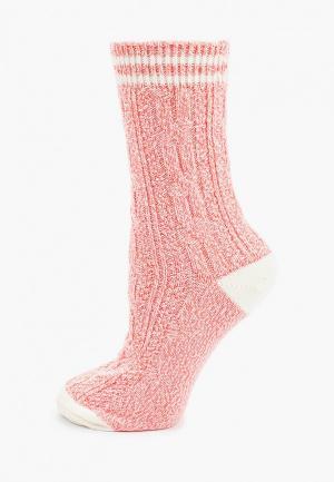 Носки Koton. Цвет: розовый