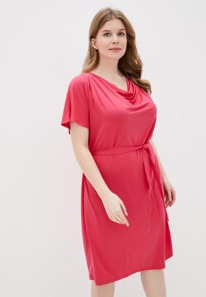 Платье Samoon by Gerry Weber. Цвет: розовый
