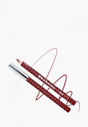 Карандаш для губ Dilon. Цвет: красный