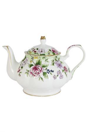 Чайник 1,2л Лаура Colombo. Цвет: мультиколор