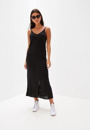 Платье Cheap Monday. Цвет: черный