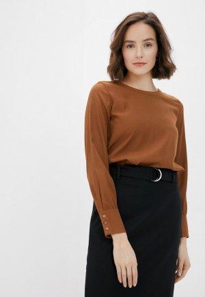 Блуза Gerry Weber. Цвет: коричневый