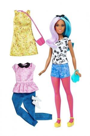 Кукла Барби Barbie. Цвет: желтый