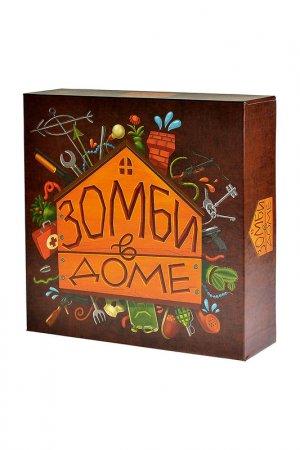 Настольная игра Зомби в доме MAGELLAN. Цвет: none