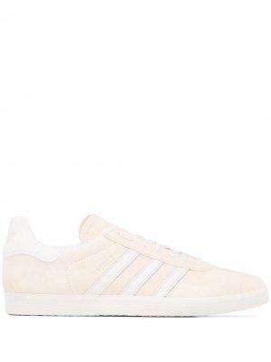 Кроссовки Gazelle adidas. Цвет: нейтральные цвета