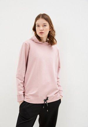 Худи Pink Frost. Цвет: розовый