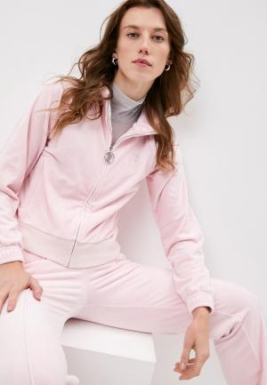 Олимпийка Juicy Couture. Цвет: розовый