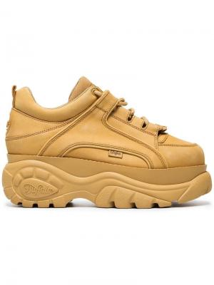 Классические кроссовки 1339 на платформе Buffalo. Цвет: нейтральные цвета