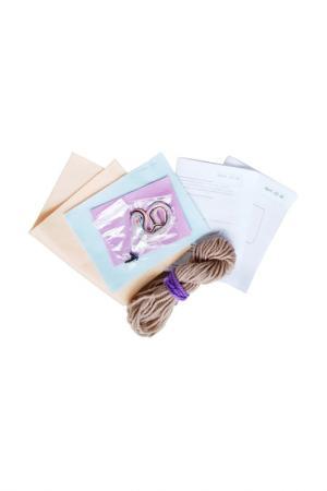 Набор для шитья Куколка Катя СТУДИЯ ДЕКОРА ТУТТИ. Цвет: персиковый