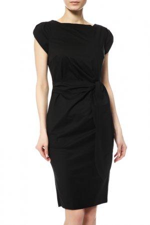 Платье SONIA BOGNER. Цвет: черный