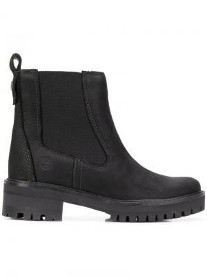 Ботинки-челси Timberland. Цвет: черный