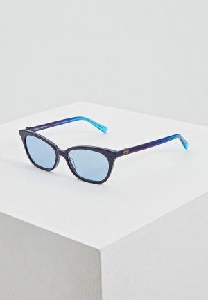 Очки солнцезащитные Max&Co. Цвет: синий