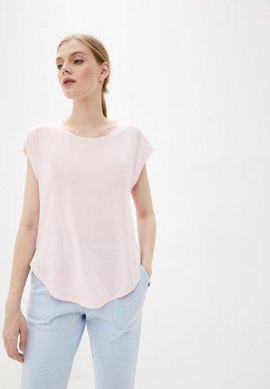 Футболка Cotton On. Цвет: розовый
