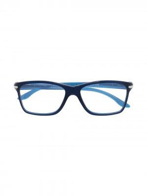 Очки Cartwheel Oakley. Цвет: синий