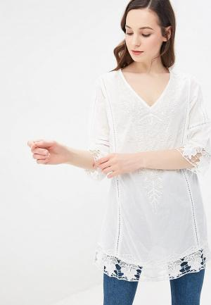 Туника Fresh Cotton. Цвет: белый