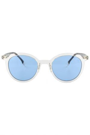 Очки солнцезащитные Byblos. Цвет: голубой