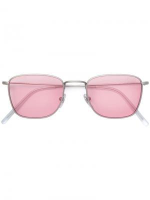 Солнцезащитные очки Strand в квадратной оправе Retrosuperfuture. Цвет: серый