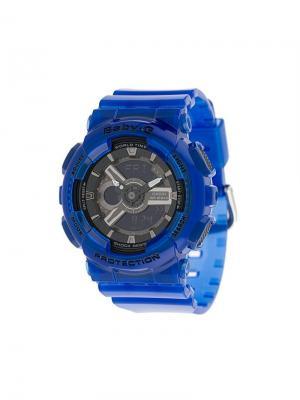 Baby-G watch G-Shock. Цвет: синий