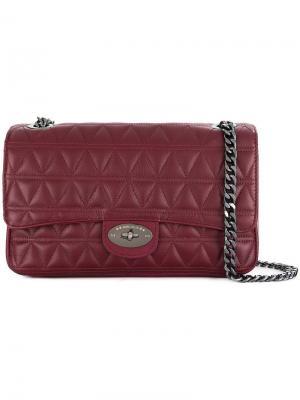 Tasha shoulder bag Marc Ellis. Цвет: красный